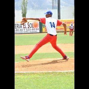 El jovencito Joan Oviedo Con el Cuba en el Mundial de su categoria
