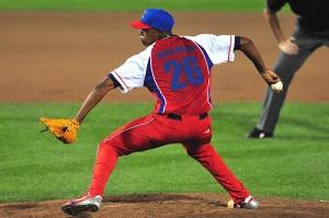 Raisel Iglesias en MLB
