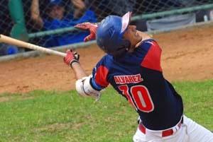 Dariel Alvarez ya sueña con la MLB