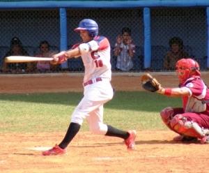 Dariel Alvarez su mejor temporada se produjo en la Serie Nacional 50