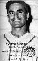 """Camilo """"Patato"""" Pascual"""