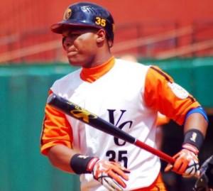 Dian Toscano ya llegó a la MLB