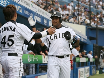 Despaigne intenta mantener un paso estable