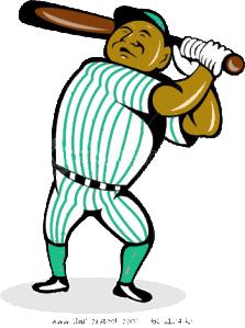 bateador verde
