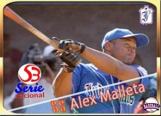 Alex Malleta. Cortesía del Palco de la Historia.