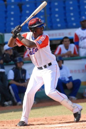 Rudy Reyes, lleva todo el peso de la Ofensiva Cubana