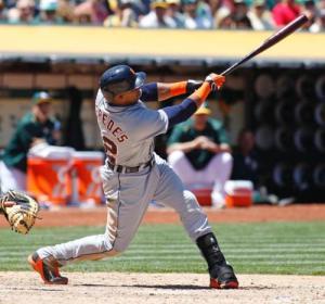 Yoennis Céspedes llegó a 17 home runs