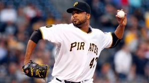 Francisco Liriano #47 (Photo by Justin K. Aller/Getty Images)