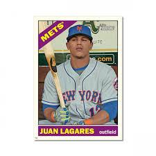 Juan Lagares la llevó lejos