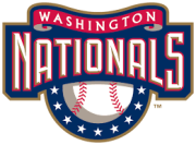 nacionales de Washington logo