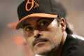 Rafael Palmeiro #25 Con Baltimore Orioles  (Photo by Win McNamee/Getty Images)