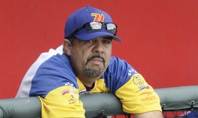 Luis-Sojo Manager de Venezuela