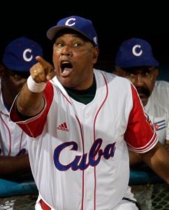 Victor Mesa, manager del equipo Cuba de beisbol. Foto: Ismael Francisco/Cubadebate