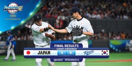 Victoria Japonesa 5x0