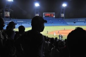 La habana. Estadio Latinoamericano
