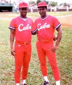 Omar Linares y Luis Giraldo en el CUBA